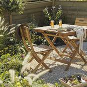 Salon de jardin, Table et Chaise - Mobilier de jardin ...