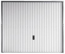 porte de garage sectionnelle basculant 2 vantaux brico d p t. Black Bedroom Furniture Sets. Home Design Ideas