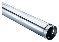Tubage Inox Aluminium Pour Fumisterie De Poele à Bois Brico Dépôt