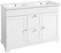 Meuble salle de bain couleur taupe - Charme - Brico Dépôt