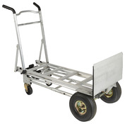 Diable Chariot Pliable Pour Manutention Demenagement Brico Depot
