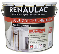 Sous Couche Universelle Pour Peinture Intérieur Extérieur Brico - Peinture sous couche stratifie