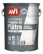 Sous Couche Plâtre Et Ciment 2,5 L   AVI   Brico Dépôt