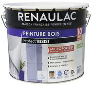 Peinture Bois Extérieur   Peinture Acrylique U0026 Microporeuse Bois   Brico  Dépôt