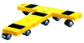 Supports roulants magasin de bricolage brico d p t - Deplace meubles a roulettes ...
