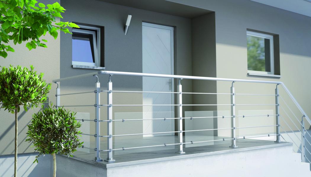 Balustrade Aluminium Brico Depot