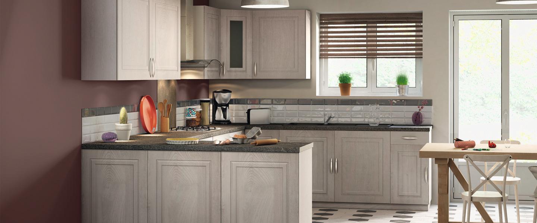 mod le de cuisine meuble de cuisine brico d p t. Black Bedroom Furniture Sets. Home Design Ideas
