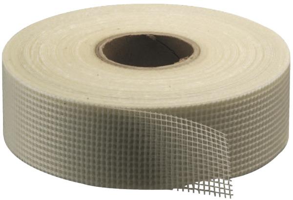Bande autocollante pour joint en fibre de verre l 5 cm for Poser un calicot sur fissure