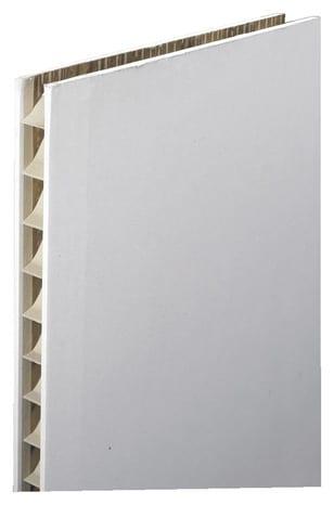 Extraordinaire CLOISON ALVÉOLAIRE CE - H. 2,50 x l. 1,20 x Ép. 50 mm - Brico Dépôt &CB_54