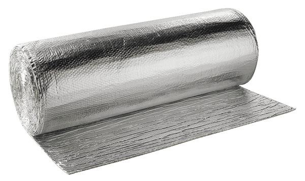 isolant haute performance bulles en aluminium l 14 x. Black Bedroom Furniture Sets. Home Design Ideas