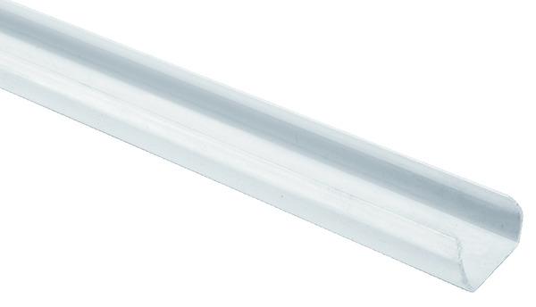 Poteau cloture pvc blanc 20170924043255 exemples de designs utiles - Lame pvc cloture brico depot ...