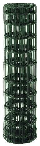 Rouleau Grillage Soude En Acier Galvanise Plastifie Vert L 20 M X