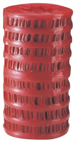 grillage avertisseur 25 m rouge rouge brico d p t. Black Bedroom Furniture Sets. Home Design Ideas