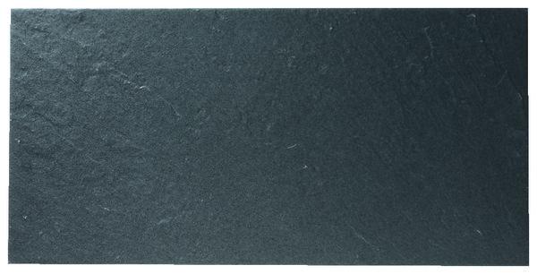 Gr s c rame gris ardoise aspect b ton pour murs et sols int rieurs 30x60 cm - Carrelage gris ardoise ...