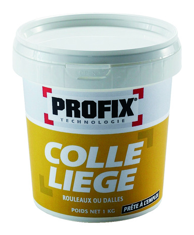 colle pour li ge mural ou supports absorbants 1 kg brico