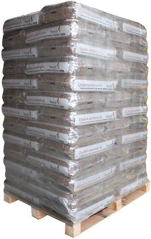 Granules De Bois Dinplus 15 Kg Brico Depot