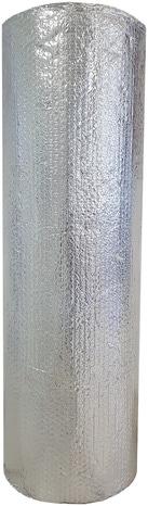 Isolant Mince Thermo Réflecteur à Bulles 4 Composants