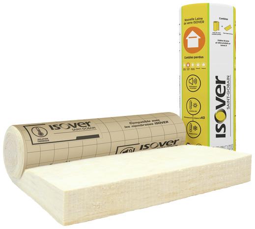 laine de verre rev tue kraft p 300 mm brico d p t. Black Bedroom Furniture Sets. Home Design Ideas
