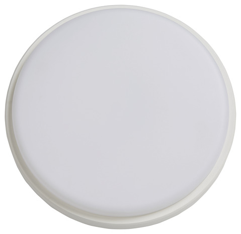 Hublot Rond Davenport Led Int 28cm Blanc