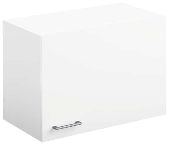meuble bas 1 porte bali blanc l 60 x h 82 x p 576 cm