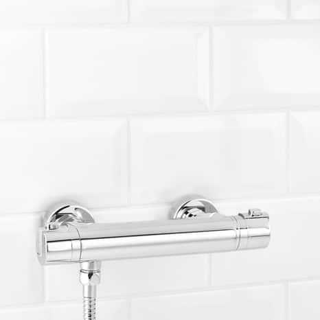 mitigeur de douche thermostatique bantry brico d p t. Black Bedroom Furniture Sets. Home Design Ideas