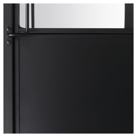 bloc porte d 39 atelier industrial haut 204 x larg 83 cm droit brico d p t. Black Bedroom Furniture Sets. Home Design Ideas
