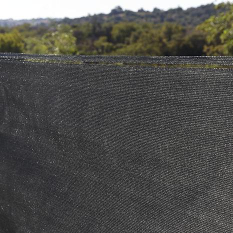 Brise Vue Gris 1 2x5m Gris H 1 20 X L 5 M Brico Depot