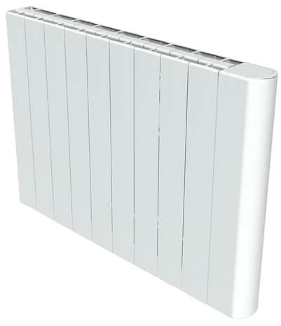 radiateur inertie seche alvara 2000w 2 000 w h 57 x l 82 cm brico d p t. Black Bedroom Furniture Sets. Home Design Ideas