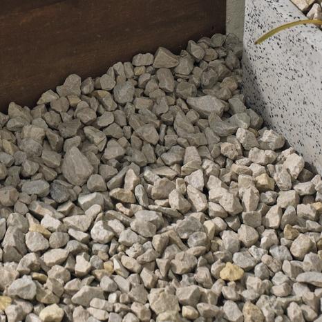Gravier Calcaire Blanc Sac De 25 Kg Brico Depot
