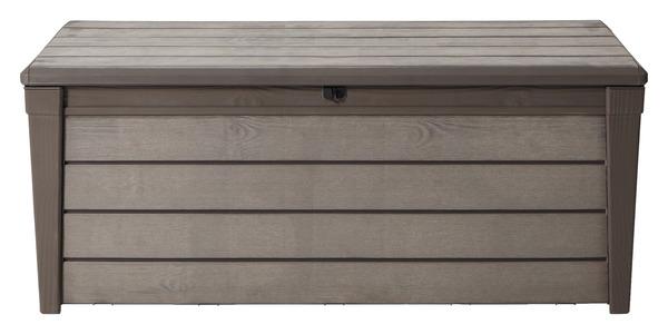 Coffre De Rangement Exterieur Brushwood Brico Depot