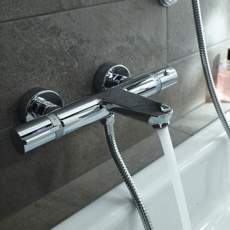 mitigeur bain douche thermostatique versostat2 brico d p t. Black Bedroom Furniture Sets. Home Design Ideas