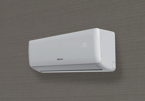 Climatiseur Réversible Dc Inverter Confort 2 500 W Airton