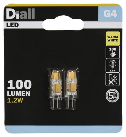 Ampoules G4 Diall Lot Capsule 2 Led De yN8nOPvmw0