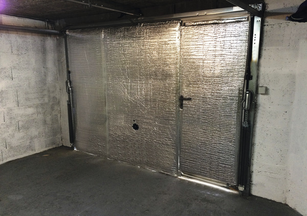 Brico Depot Isolation Porte Garage
