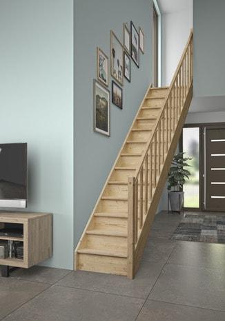 rampe escalier brico depot univerthabitat