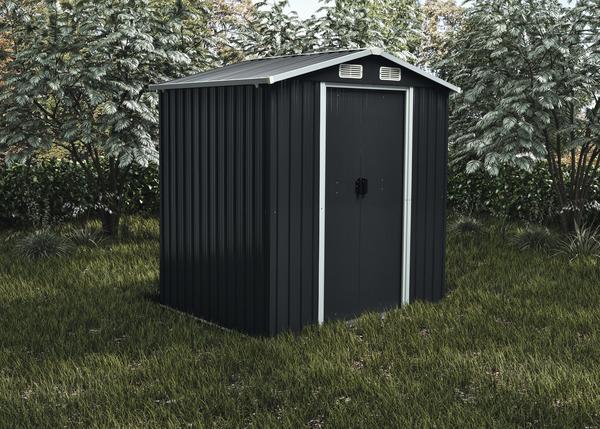 Abri de jardin métal 3 m² - Brico Dépôt