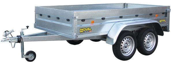 Remorque Noval Brico Depot