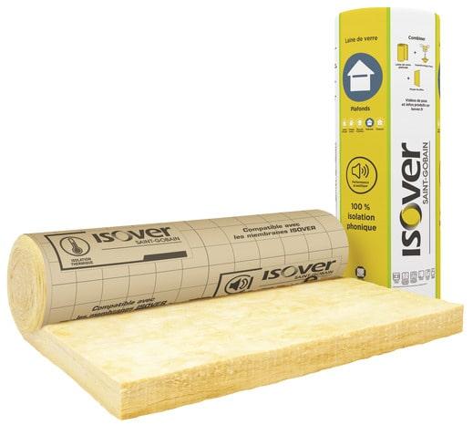 laine de verre rev tue kraft p 200 mm p 120 mm 4 70 x. Black Bedroom Furniture Sets. Home Design Ideas