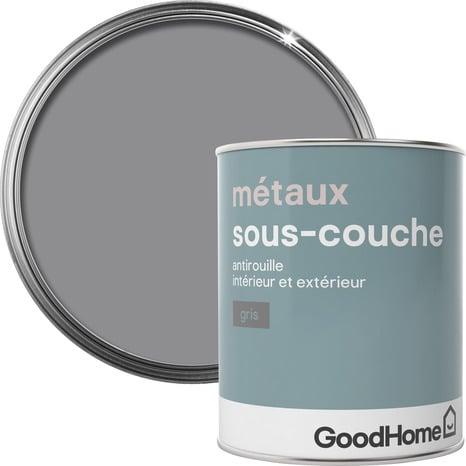 Sous Couche Grise Pour Metal 750 Ml Brico Depot