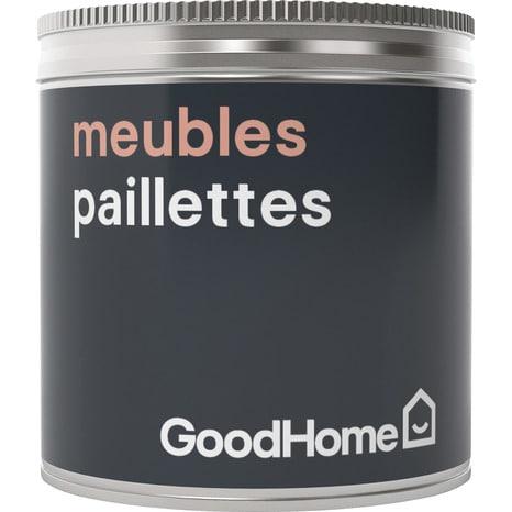 Paillettes Pour Peinture De Rénovation Meubles Argent 50 G Goodhome