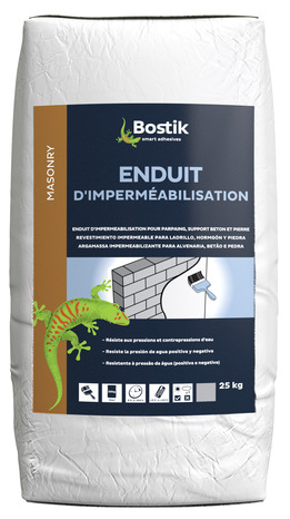 Enduit D Impermeabilisation 25 Kg Brico Depot