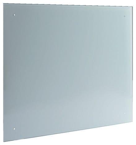 fond de hotte en verre blanc satin brico d p t. Black Bedroom Furniture Sets. Home Design Ideas