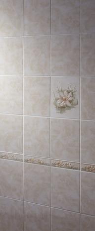 beige aspect brillant pour salle de bain 20x25 cm - brico dépôt - Brico Depot Faience Salle De Bain