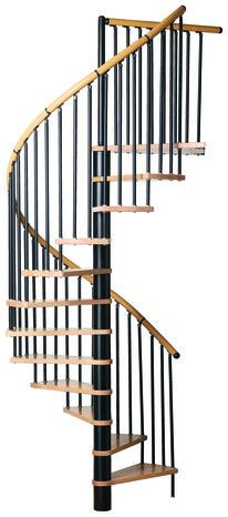 trendy escalier u balustrade escalier autoportant helicodal escalier autoportant helicodal brico. Black Bedroom Furniture Sets. Home Design Ideas