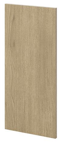 Joue de finition haut Chia chêne clair; l.32 x H.72 cm