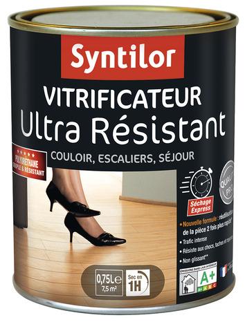 Vitrificateur Parquet Ultra Resistant Satin 0 75 L Brico Depot