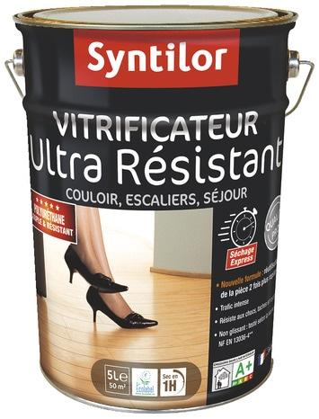 Vitrificateur Parquet Ultra Resistant Mat 0 75 L Brico Depot