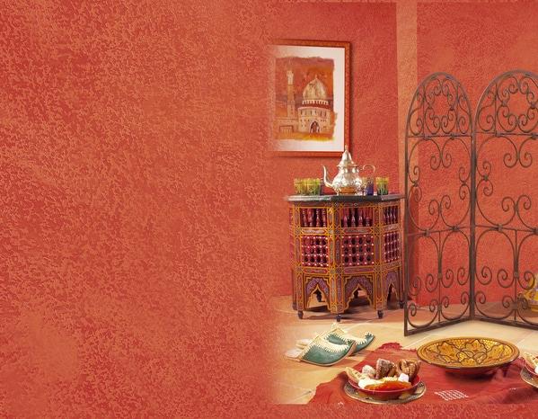 Cire lustrante pour enduit terre du maroc 1 l brico d p t for Enduit cire mural