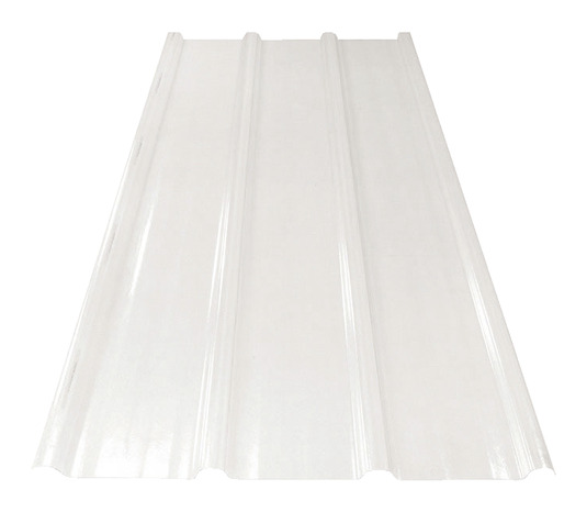 Plaque Polyester Pour Bac Acier 900x3000 Brico Depot