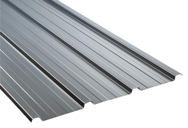 Bac En Acier Galvanise Graphite L 300 Cm L 84 Cm Brico Depot